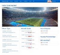 Charles de Goal - Tippspiel zur EM 2016