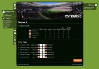 Ostkurve - Tippspiel zur EM 2012